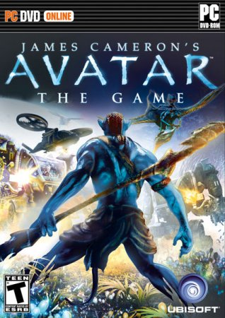 James Cameron's Avatar: The Game (2009/ENG/Demo)