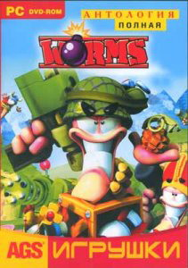 Антология Вормс / Worms Ultimate Collection (Rus/Eng)