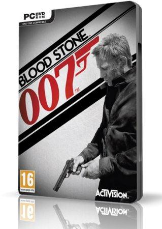 James Bond 007 Blood Stone [Repack-4Gb] (2010/EN/RU)