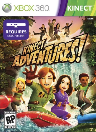 Kinect Adventures (ENG/XBOX360/PAL)