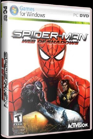 Spider-Man: Web of Shadows (Activision) (RUS/PC/2008) [RePack]