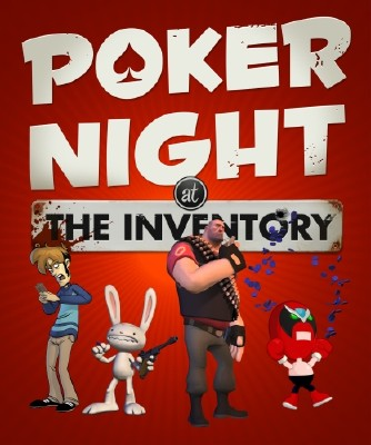 Poker Night at the Inventory (2010/ENG/PC)