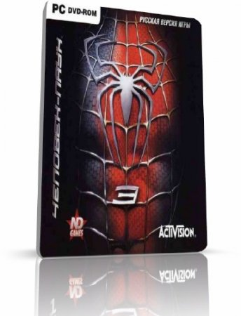 Spider Man 3. The Game (RUS/PC)