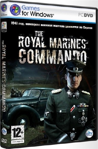 The Royal Marines Commando / Морпехи: Коммандос Второй мировой (2010/RUS/RePack by R.G.ReCoding)
