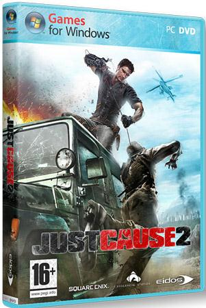 Just Cause 2 - Collector's Edition (PC/RePack/RU)