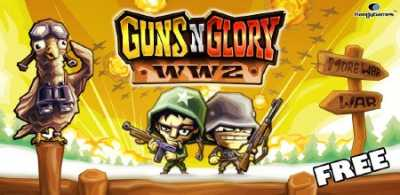 Guns'n'Glory WW2 v1.0.0  (2011)