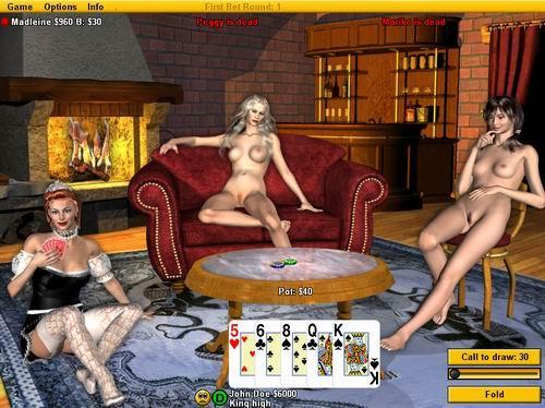 Съёмка эротическая игра