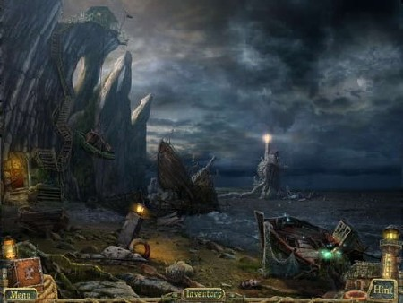 Sea Legends: Phantasmal Light (2011/Beta)