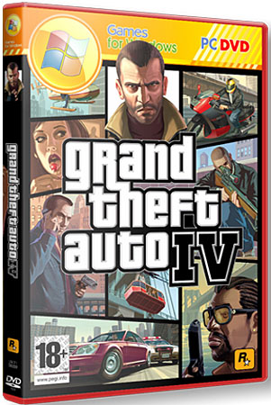 Grand Theft Auto 4 +7 DCL (RePack/RUS)