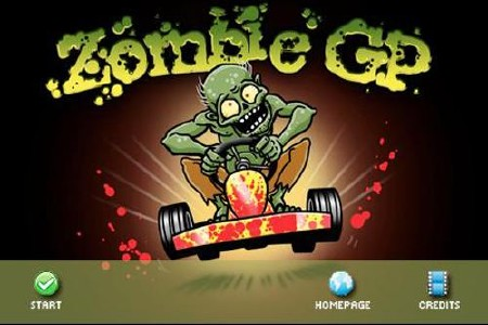 Zombie GP (1.2) [Гонки, ENG][Android]