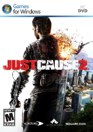 Just Cause 2 (2010/RUS/RePack by R.G.BoxPac)