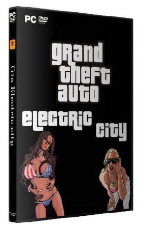 GTA / Grand Theft Auto: San Andreas - Electric City (2011) PC