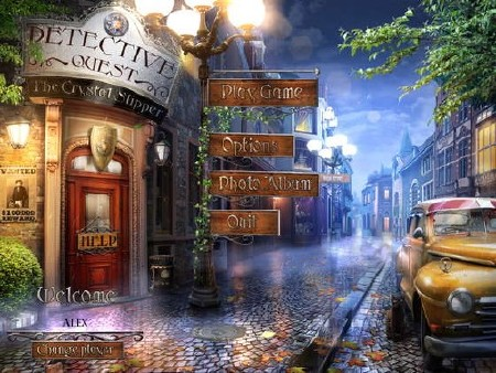Detective Quest The Crystal Slipper (2012)