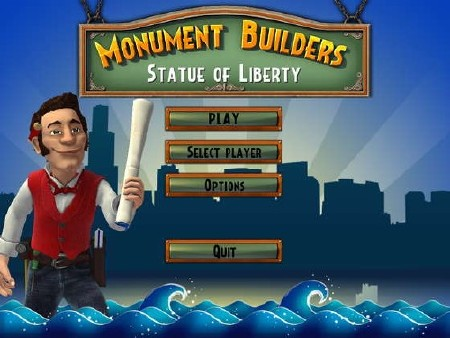 Monument Builders Statue of Liberty (2012)