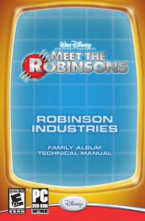 Meet the Robinsons (PC/ENG)