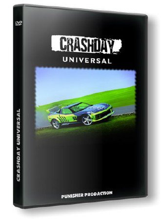 CrashDay Universal HD (2011/RUS/PC/RePack by GRAZIT)