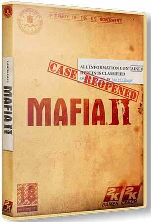 Mafia 2/II 1.0.0.1 Update 4 (Steam-Rip GameWorks)