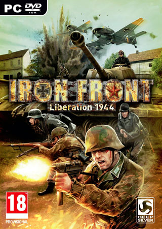 Iron Front: Liberation 1944 (PC/2012/RU)