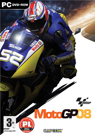 MotoGP 08 (PC/FULL)