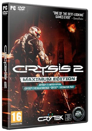 Crysis 2 - Maximum Edition (2012/RePack REVOLUTiON/RU)