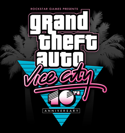 GTA: Vice City 10th Anniversary Edition (2002-2012)