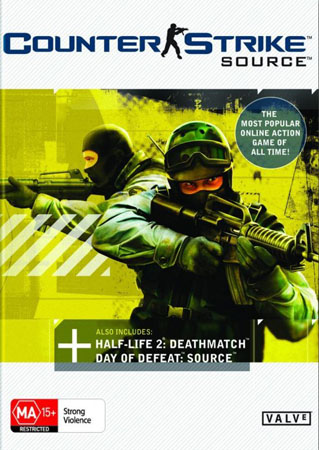 Counter-Strike: Source v1.0.0.75 (PC/2012/RU)