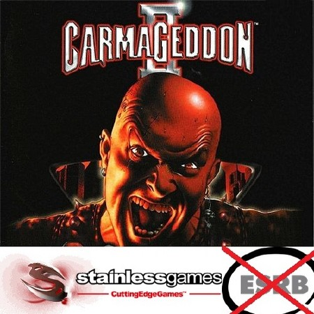 Carmageddon II Carpocalypse Now Сборка MD87 v3 (2012/Eng/P)