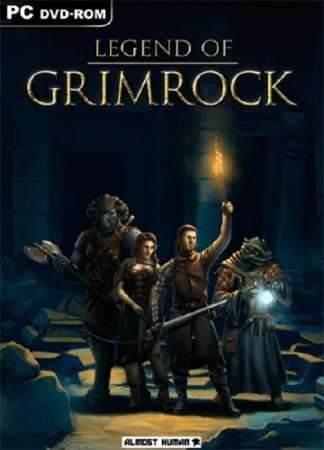 Legend of Grimrock (2012RUSENGRepack by Fenixx)