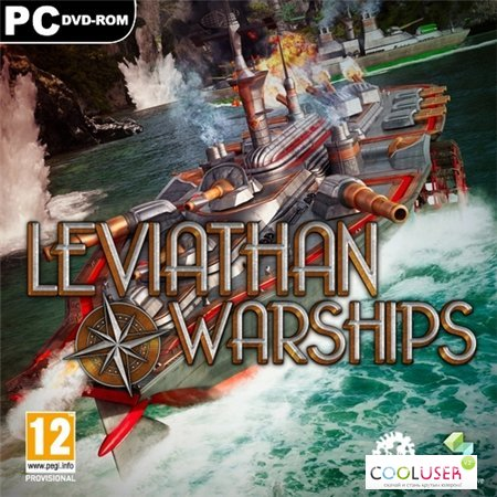 Leviathan: Warships (PC/2013/ENG) *COGENT*
