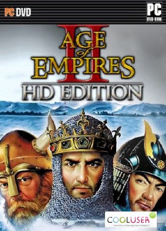 Age of Empires II: HD Edition v.2.3 RePack by Fenixx (2013/RUS)