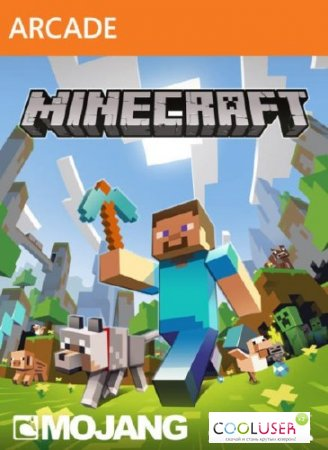 Minecraft 1.5.2 (2011/Rus/Eng/Multi56/PC) RePack/Modified by YaKrevetko