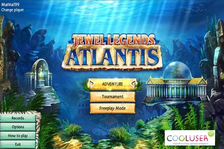 Jewel Legends. Atlantis (2013)