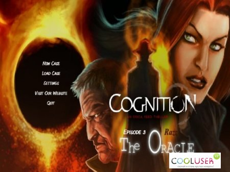 Cognition. An Erica Reed Thrille - Episode 3: The Oracle (2013)