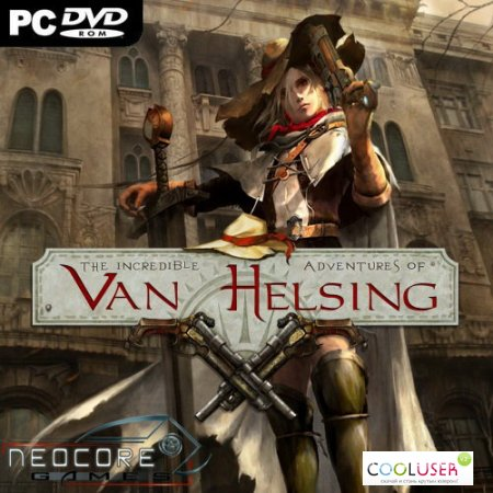 The Incredible Adventures of Van Helsing (2013/ENG/Multi7/Steam-Rip от R.G. GameWorks)