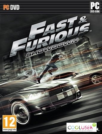 Форсаж: Схватка / Fast and Furious showdown (2013/ENG/P)