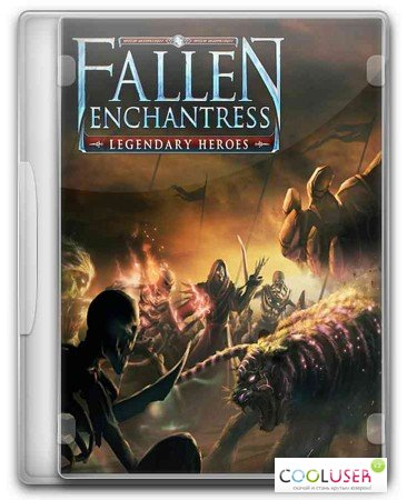 Fallen Enchantress Legendary Heroes (2013RUSENGRePack by R. G. Games)