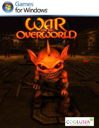 War for the Overworld (2013/ENG/Beta) Steam-Rip от R. G. GameWorks