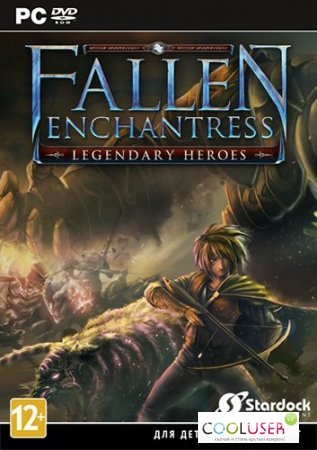 Fallen Enchantress Legendary Heroes (RUSENG2013) Лицензия