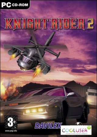Knight Rider: The Game 2 (2005/PC/RUS)