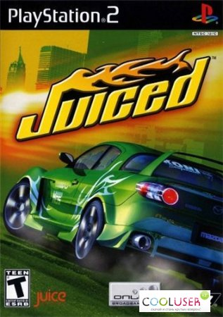 Juiced (2005/PS2/RUS)