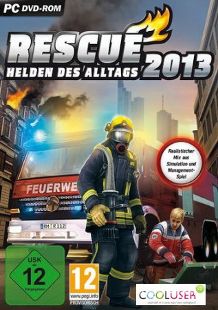 Rescue 2013: Everyday Heroes (2013/ENG/MULTi3-RELOADED)