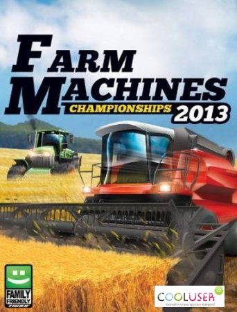 Farm Machines Championships 2013 (PlayWayGames) (2013ENGL)