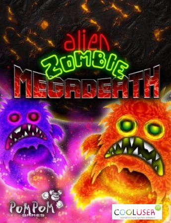 Alien Zombie Megadeath (2013/PC/ENG)