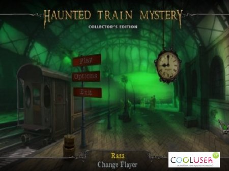 Haunted Train Mystery. Collector's Edition (2013/Beta)