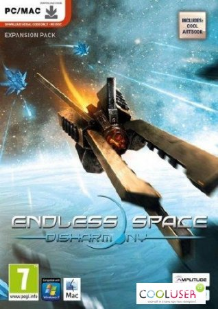 Endless Space: Disharmony (2013/RUS/ENG/MULTI6)