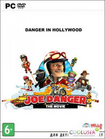 Joe Danger 2: The Movie (2013/ENG/MULTi6-SKIDROW)