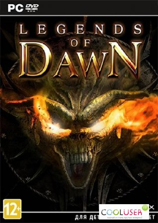 Legends of Dawn [v.1.05] (2013/PC/RePack/Rus) by Decepticon