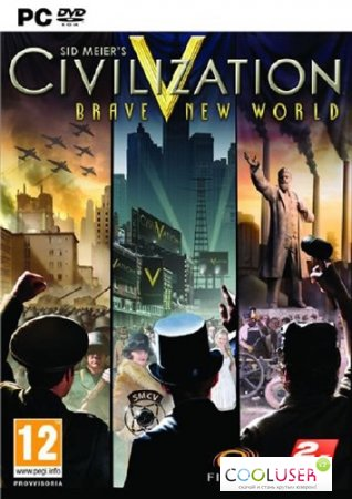Sid Meier's Civilization V: Brave New World [Steam-Rip] (2013/PC/Rus/Eng) by R.G. Origins