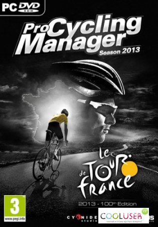 Pro Cycling Manager 2013: Tour de France (2013/Eng/MULTi10/PC) CPY