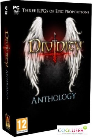 Divinity Антология / Divinity - Antology (2002-2012/Rus/Eng/PC) RePack от R.G. Origami